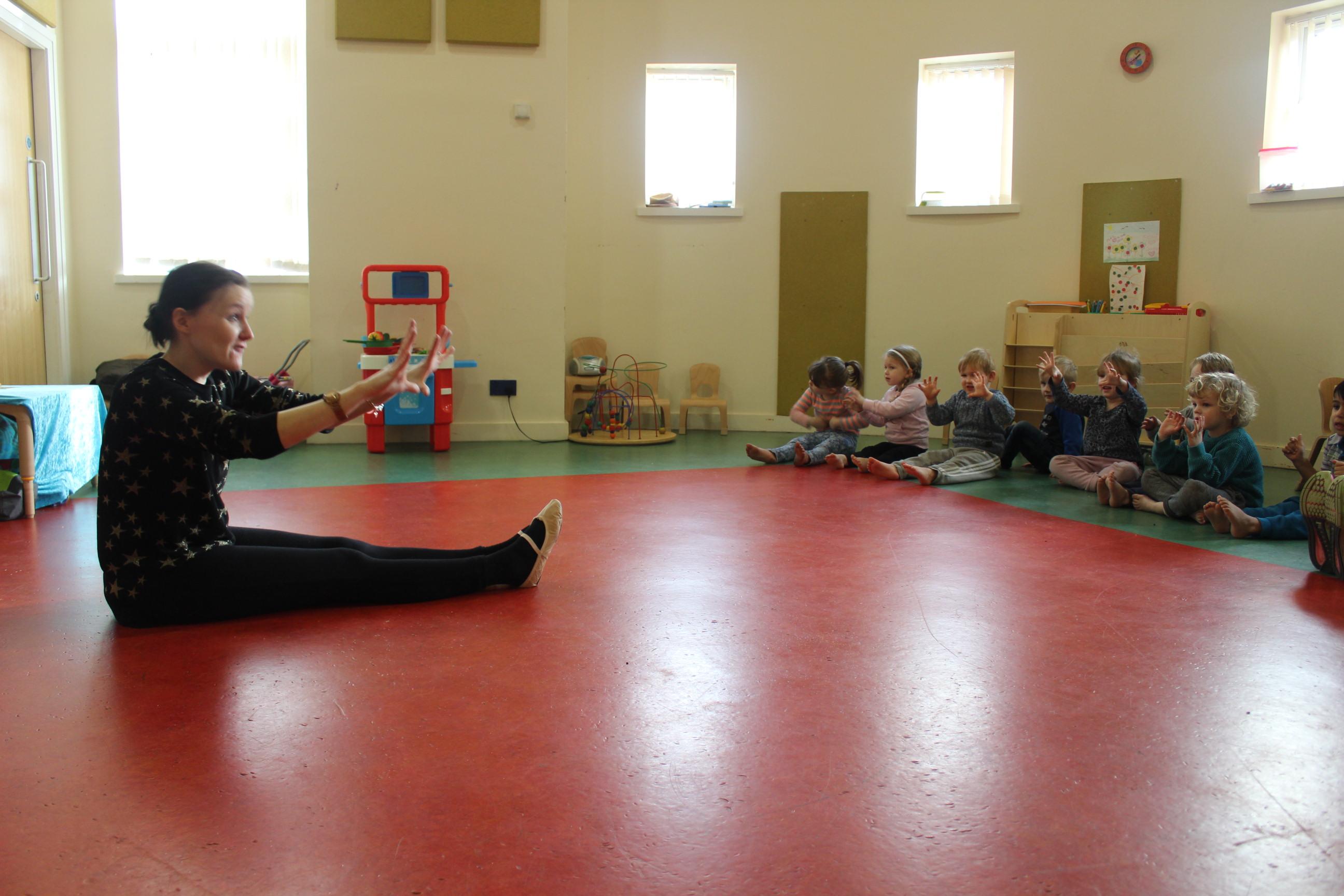Little Stars PCFC Dance Class 27.01 (47)