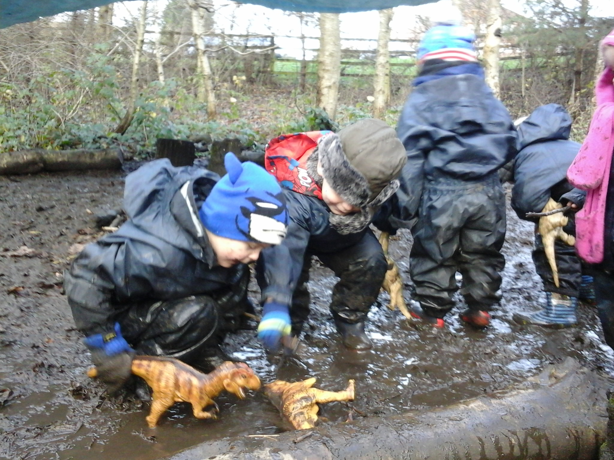BCFC WCFC Forest School 27.11 (53)