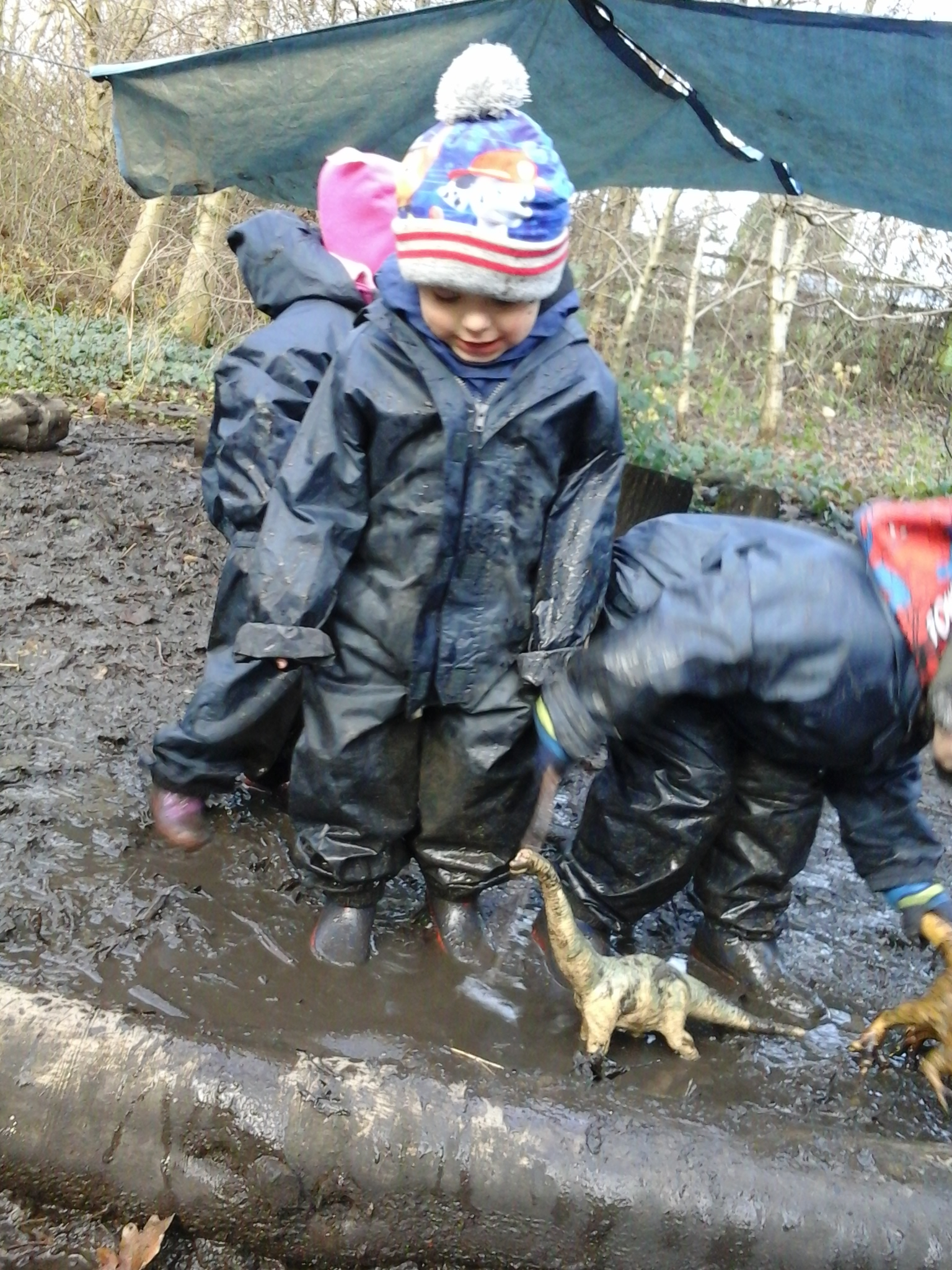 BCFC WCFC Forest School 27.11 (56)