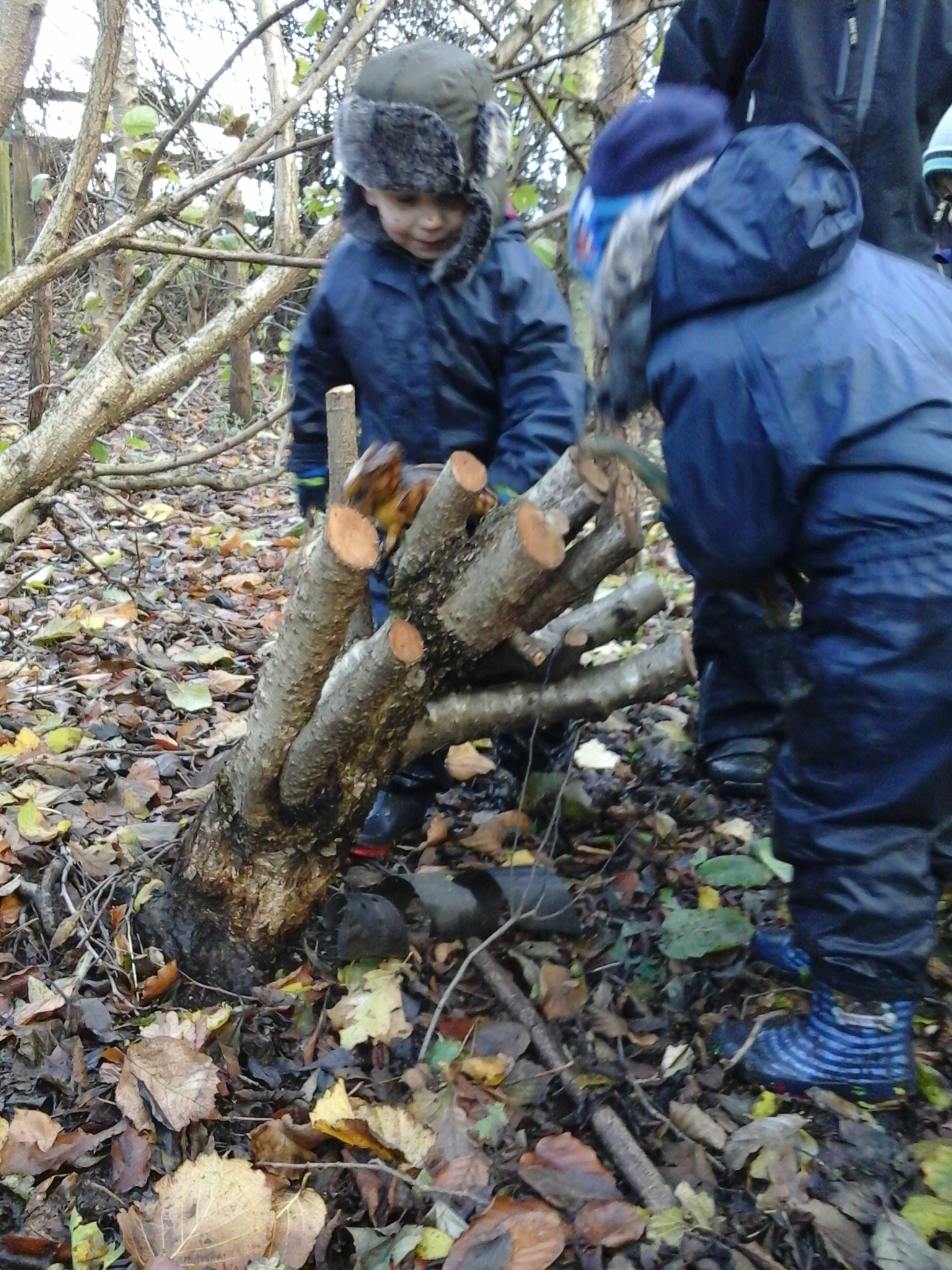 BCFC WCFC Forest School 27.11 (57)