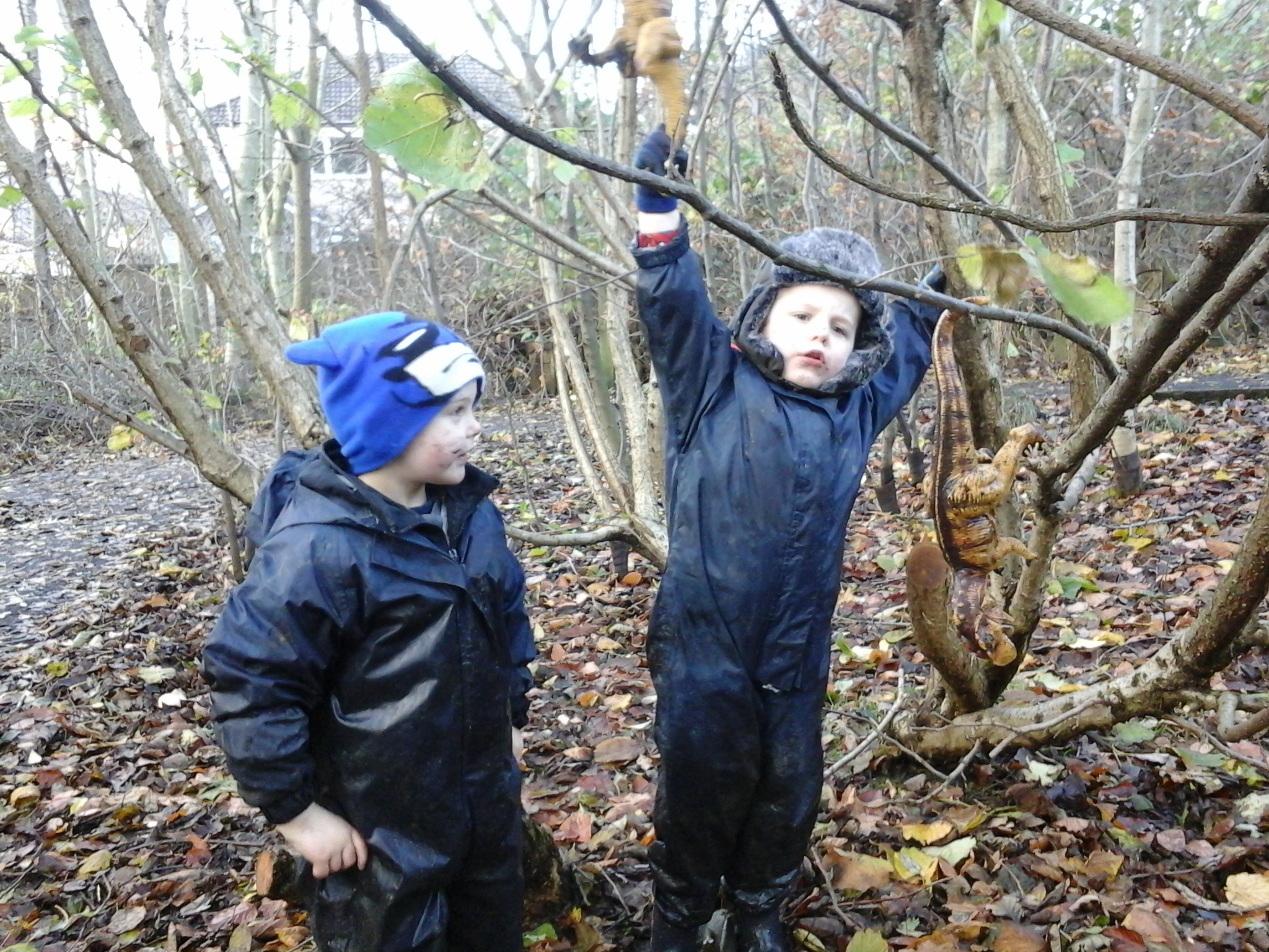BCFC WCFC Forest School 27.11 (59)