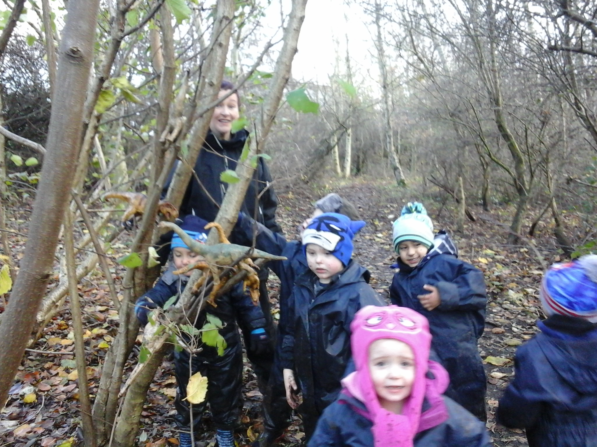 BCFC WCFC Forest School 27.11 (64)