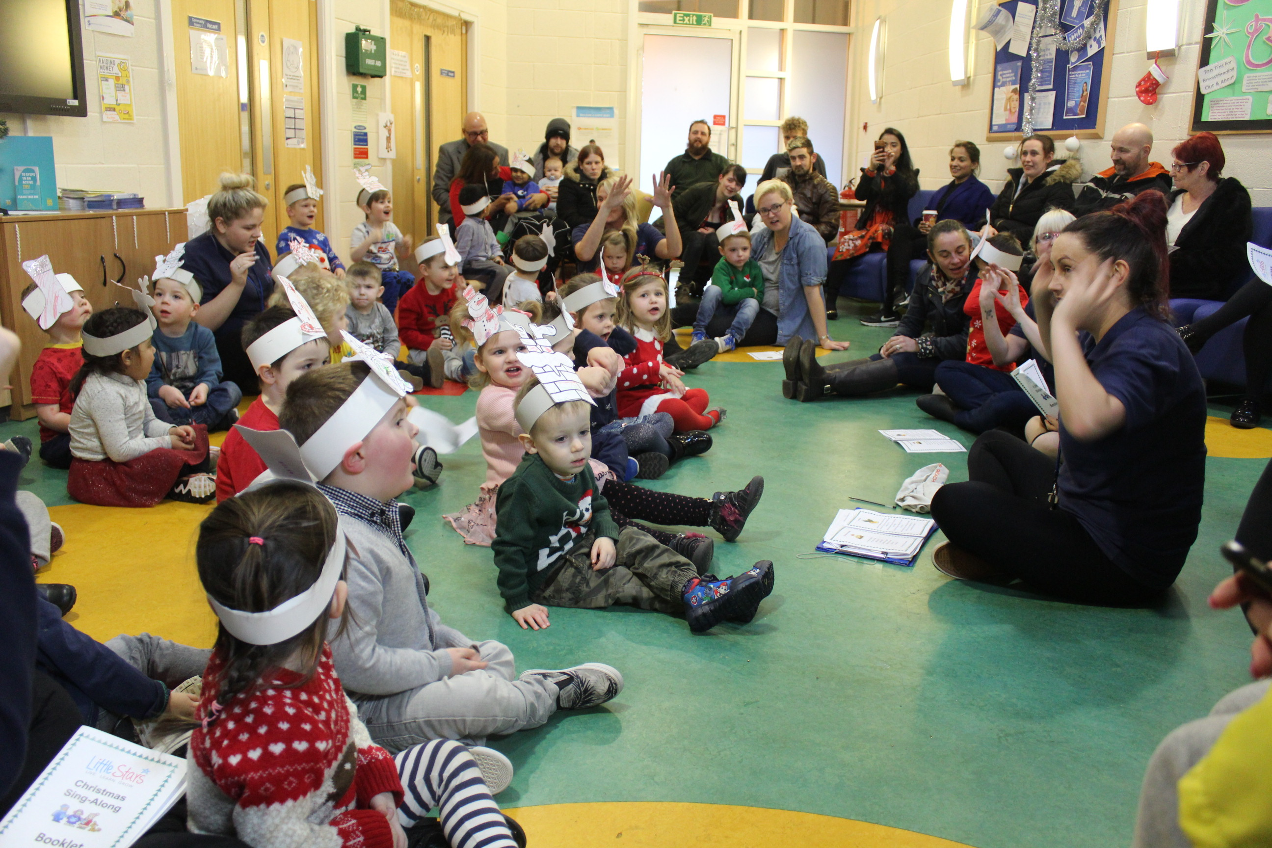 Parents Christmas Sing-A-Long 2017 (2)